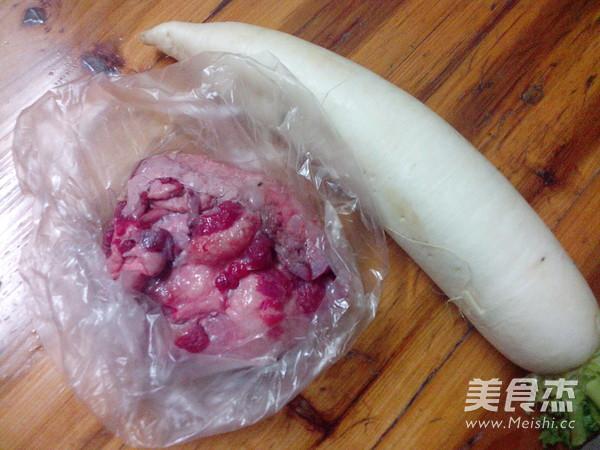 萝卜煲牛腩的做法大全
