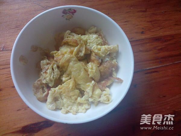 鸡蛋炒蘑菇怎么吃