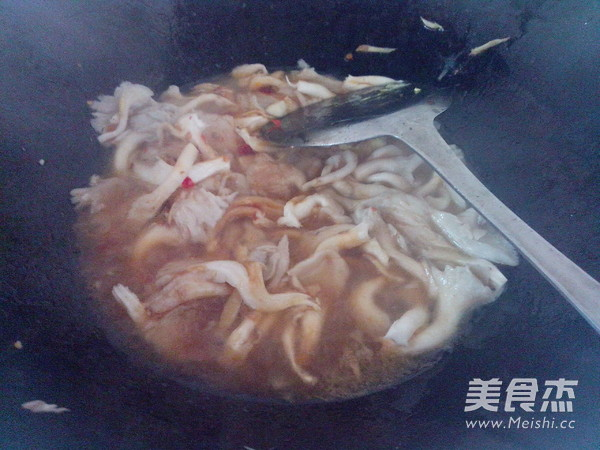 鸡蛋炒蘑菇怎么煮