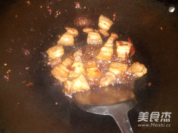 芋头炖肉的简单做法