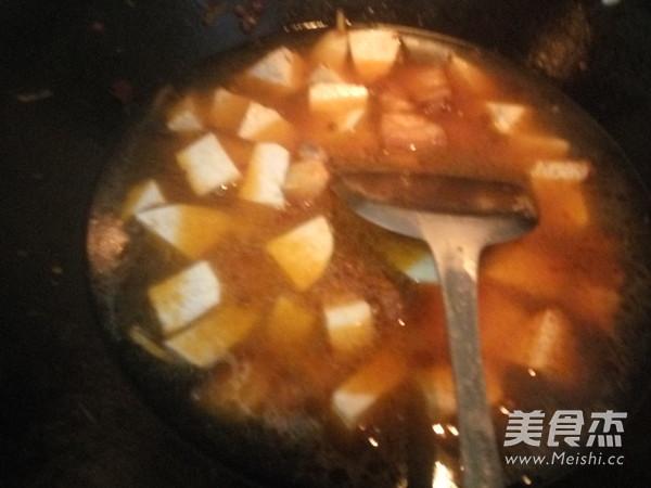 芋头炖肉怎么煮