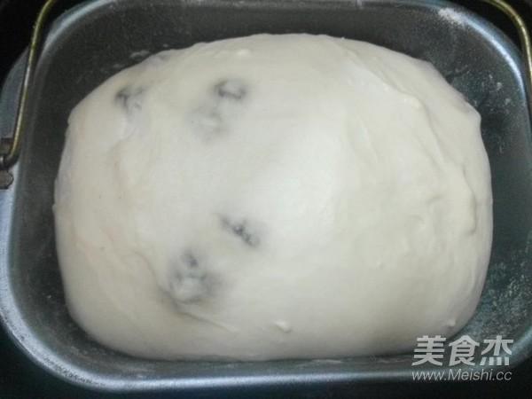 葡萄干面包怎样煸