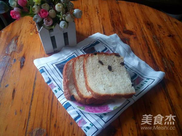 葡萄干面包怎样煮