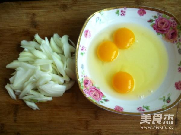 圆葱炒鸡蛋的做法大全