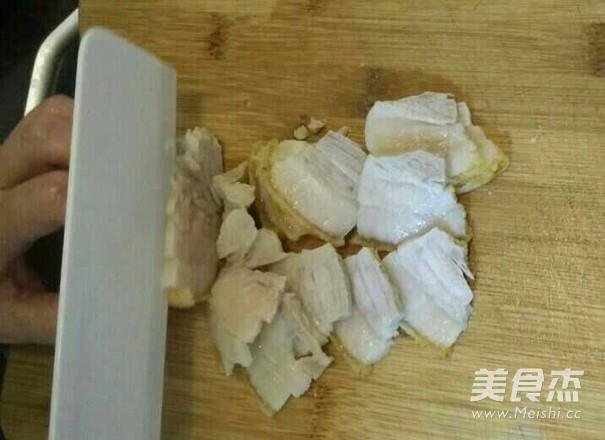 家常回锅肉怎么做