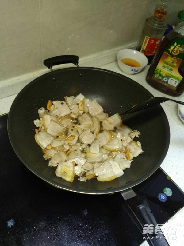 家常回锅肉怎么煮