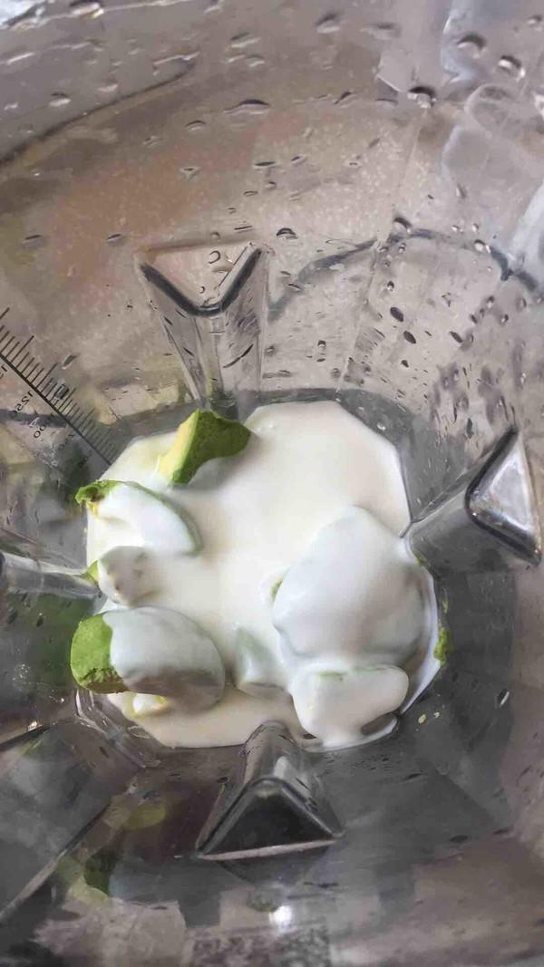 百香牛油果奶昔的简单做法