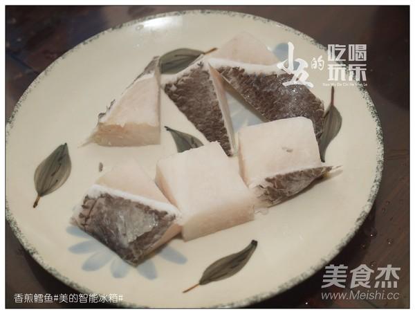 香煎鳕鱼的简单做法