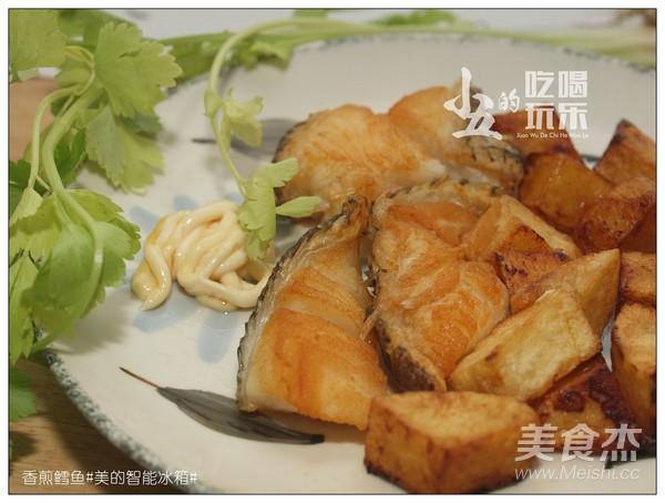 香煎鳕鱼怎么煮