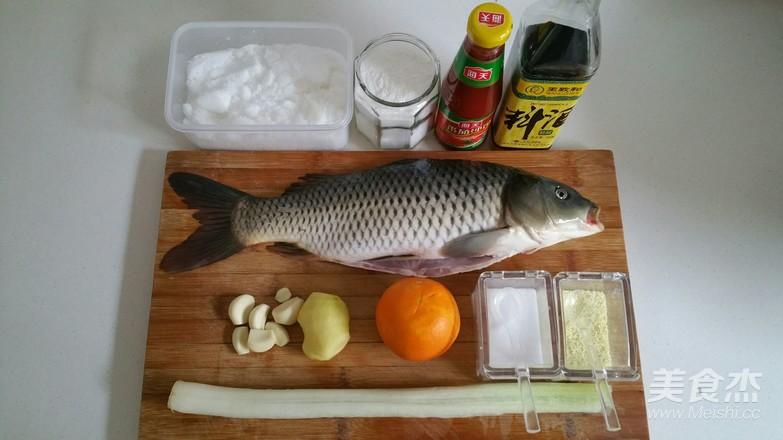 糖醋鲤鱼的做法大全