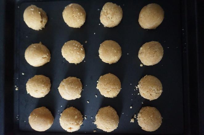 软脆的花生酱全麦消化饼怎么煮