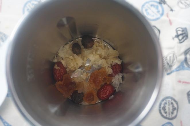 每天喝一碗,皮肤红润有光泽,红枣银耳桃胶桂圆羹的简单做法
