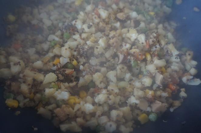 年夜饭必备菜之花椰八宝饭怎么煮