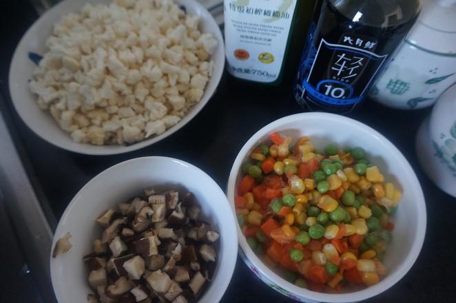 年夜饭必备菜之花椰八宝饭的做法大全