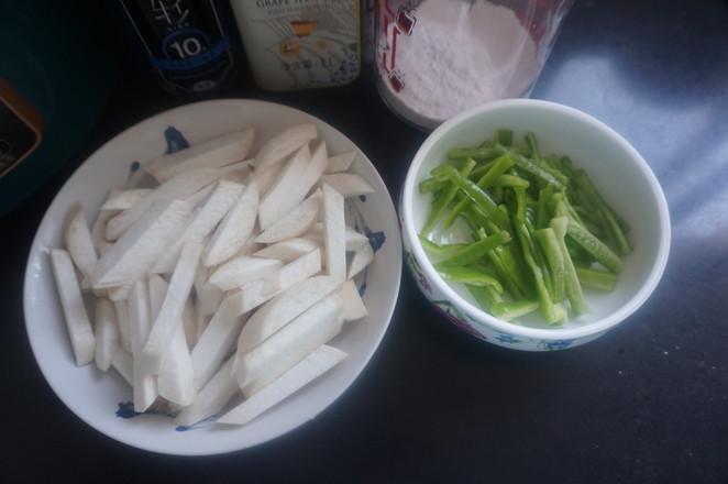 清肠又轻身的轻料理——比肉好吃的小炒素鲍丝的做法大全