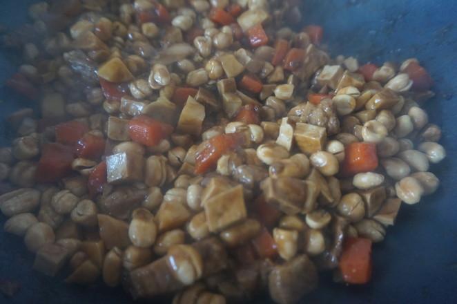 不辣的八宝辣酱也很下饭的制作