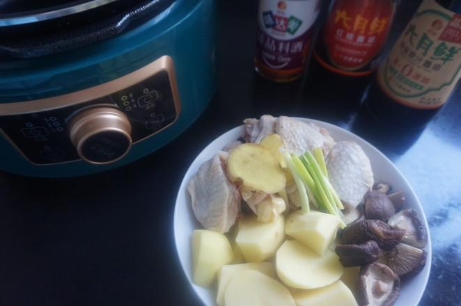 快手的东北炖菜这样做——土豆炖鸡的做法大全
