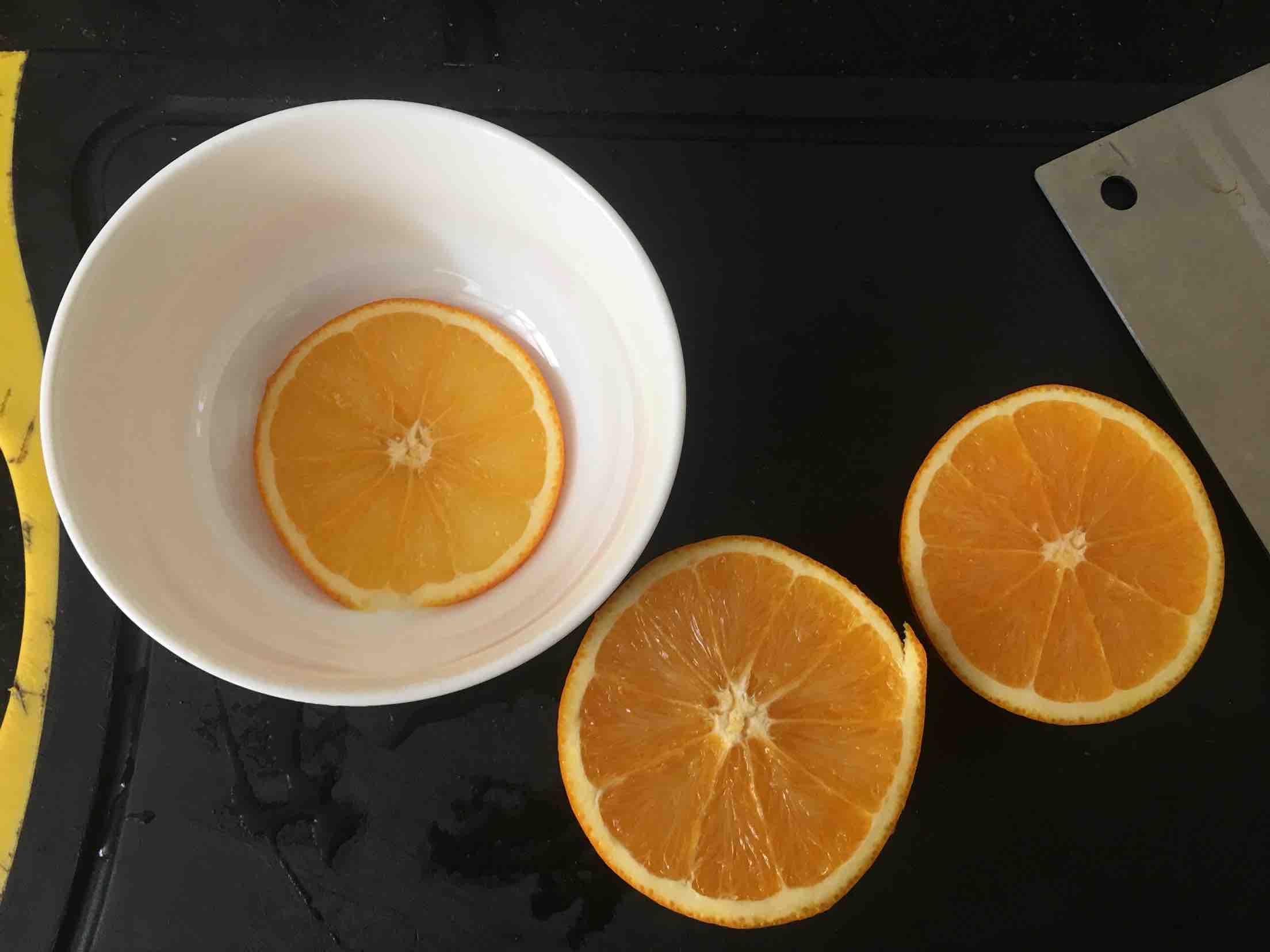 橙汁蒸蛋糕的做法大全
