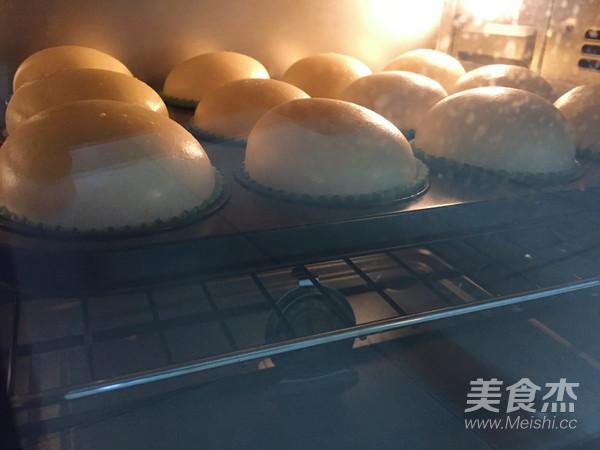 爆浆蓝莓面包怎么煮
