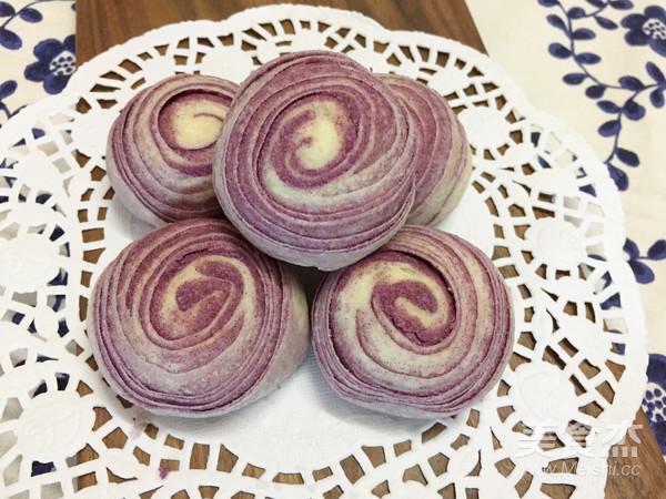 麻薯芋头紫薯酥的做法大全