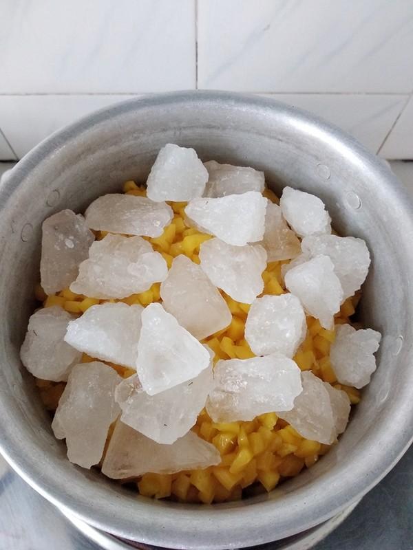 菠萝蜜果酱的家常做法