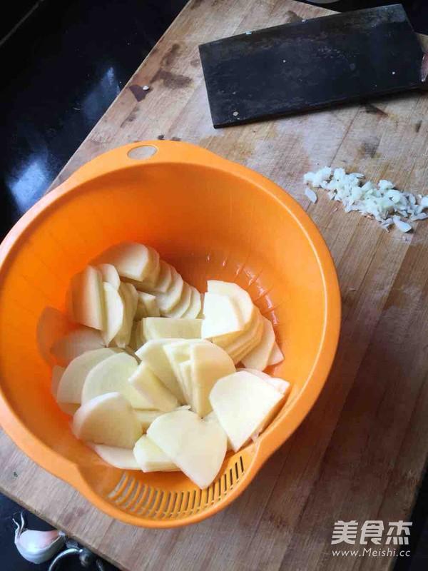 香辣土豆片的做法图解