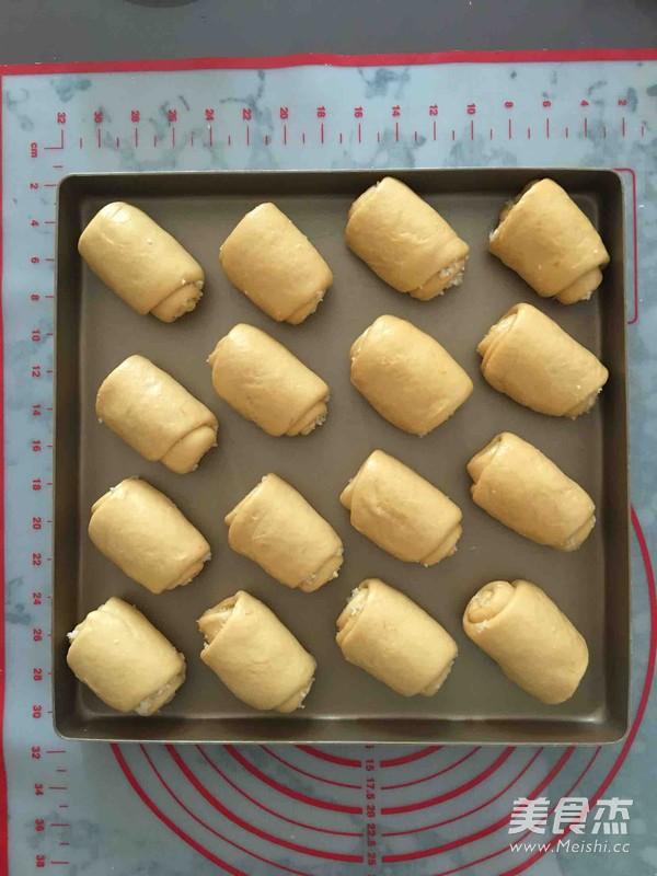 南瓜椰蓉面包卷怎样炒