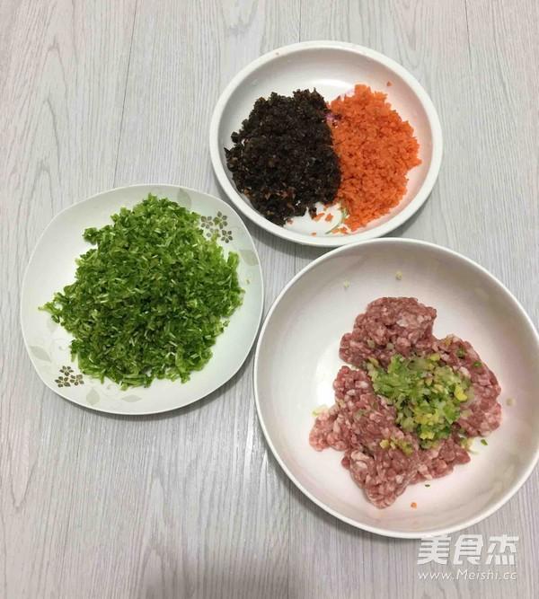 芽苗菜饺子怎么吃