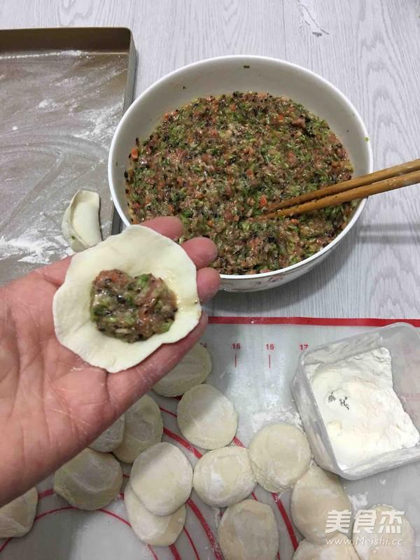 芽苗菜饺子怎样煸