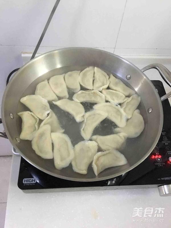芽苗菜饺子怎样炒