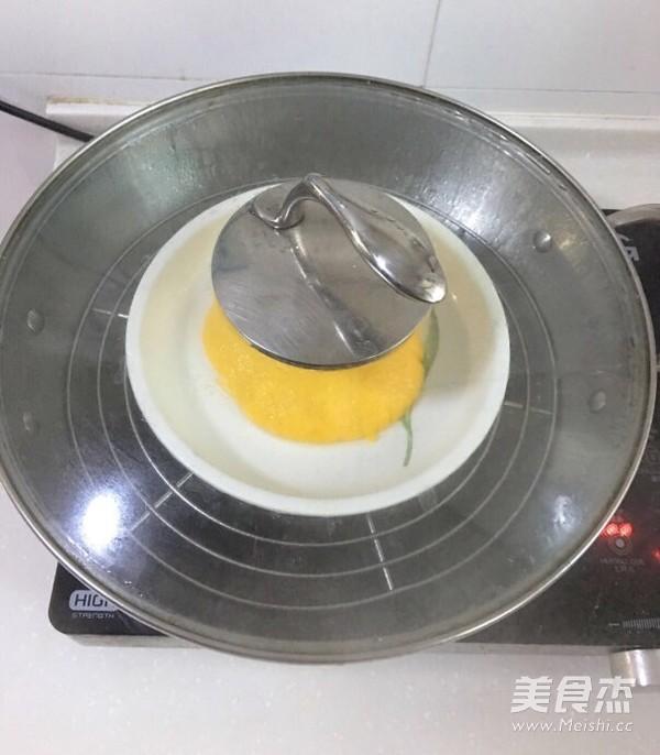南瓜黑芝麻玫瑰汤圆怎么煮