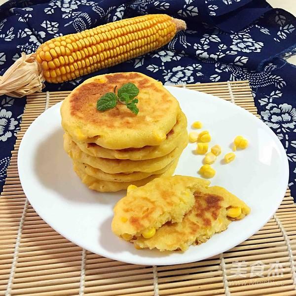 甜玉米饼怎样炒