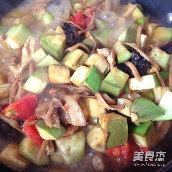 东北乱炖怎样煮