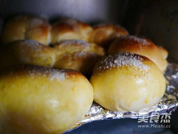 椰蓉面包怎么炖