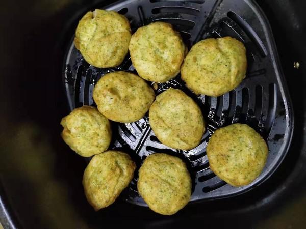 豆妈带你五分钟搞定营养早餐鱼香虾饼的家常做法