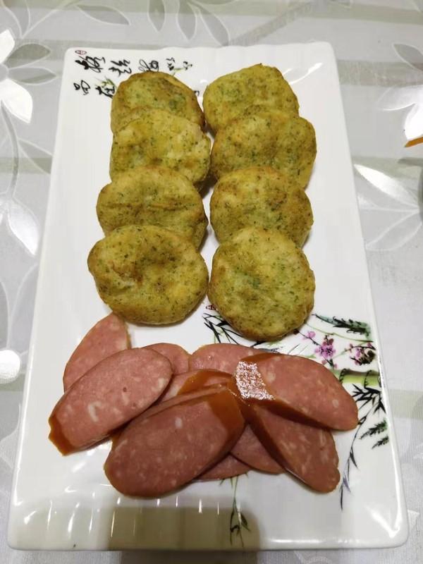 豆妈带你五分钟搞定营养早餐鱼香虾饼的简单做法