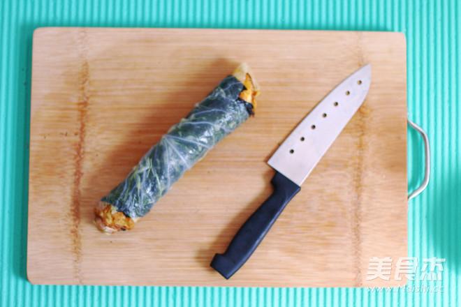 卷心菜卷怎样做