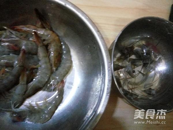 芝士焗明虾的做法大全