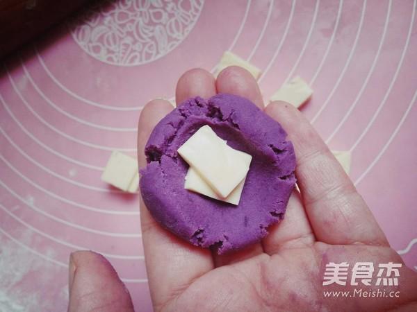 荷花酥的简单做法