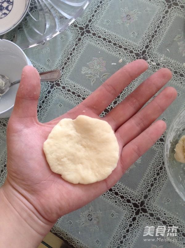 香煎奶香小饼怎么吃