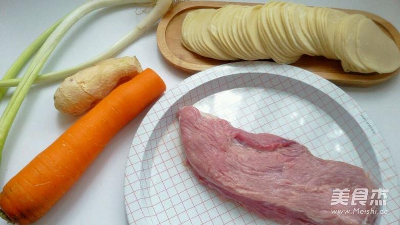 瘦肉葱白锅贴的步骤