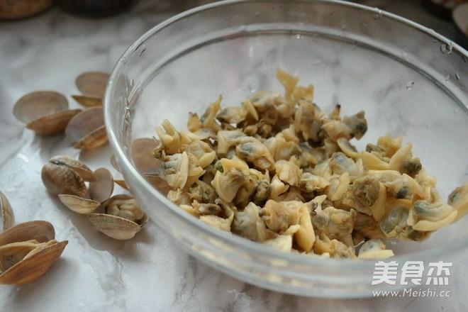 蛤蜊烘蛋的做法大全