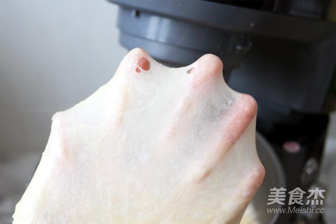 蛋奶吐司的家常做法