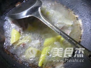 咸肉煮双笋怎么做