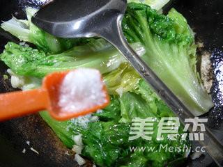 蒜香生菜怎么吃