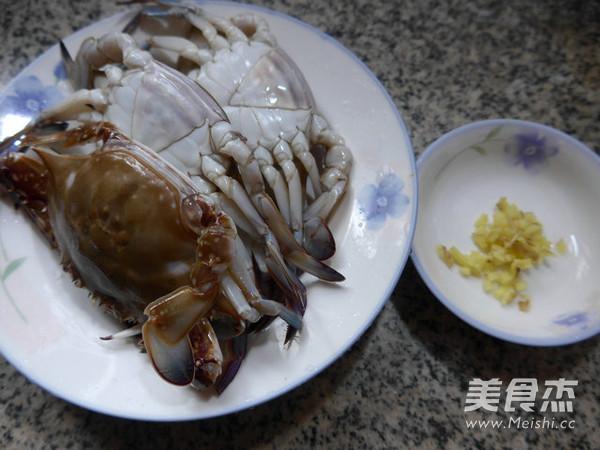 清蒸螃蟹的做法大全