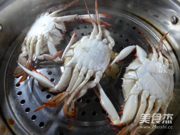 清蒸螃蟹怎么煮