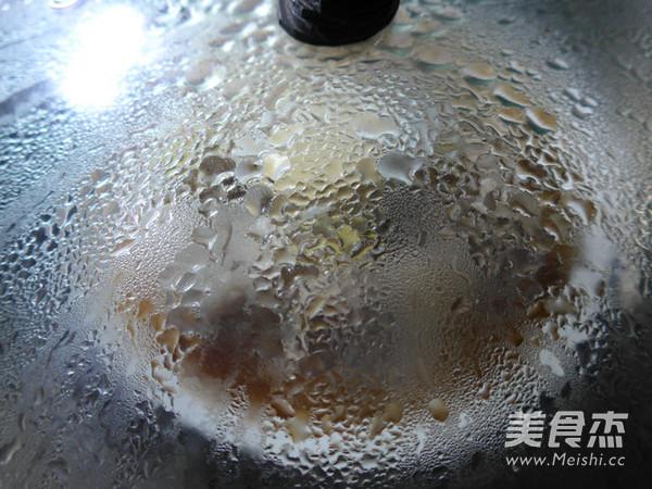 鸡蛋蒸盐炒肉怎么煮