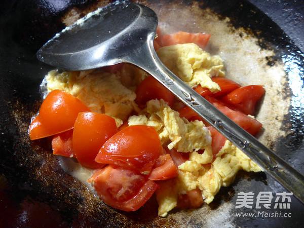 番茄炒鸡蛋怎么做