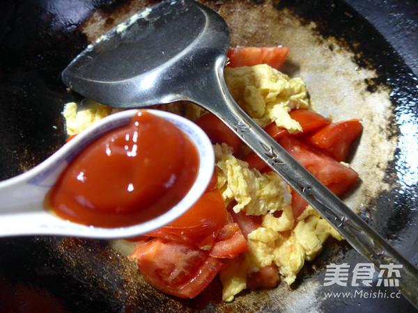 番茄炒鸡蛋怎么炒
